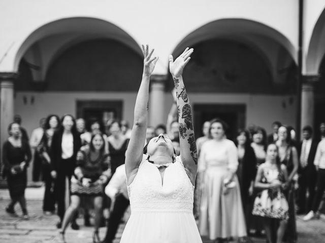 Il matrimonio di Giovanni e Valentina a Pontremoli, Massa Carrara 170