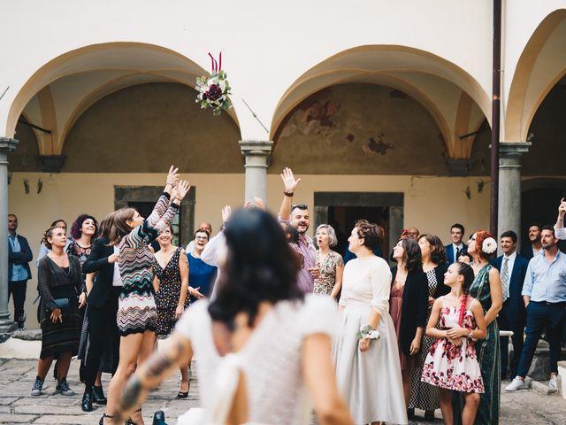 Il matrimonio di Giovanni e Valentina a Pontremoli, Massa Carrara 171