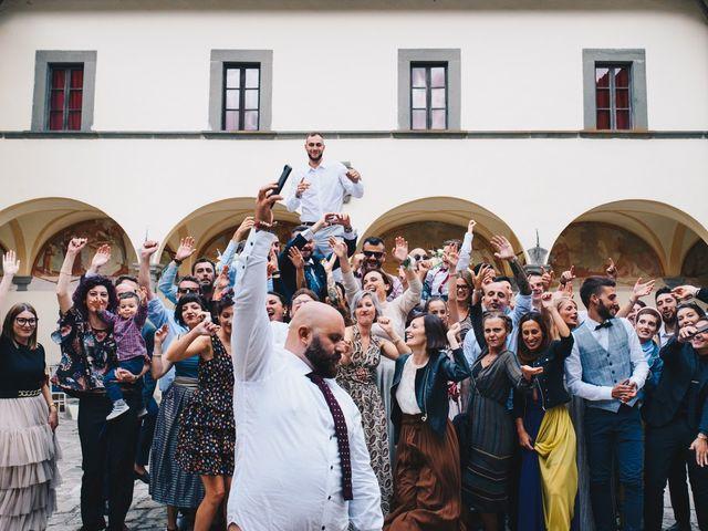 Il matrimonio di Giovanni e Valentina a Pontremoli, Massa Carrara 173