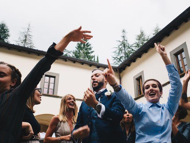 Il matrimonio di Giovanni e Valentina a Pontremoli, Massa Carrara 175