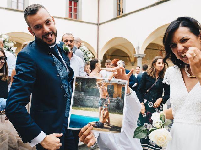 Il matrimonio di Giovanni e Valentina a Pontremoli, Massa Carrara 176