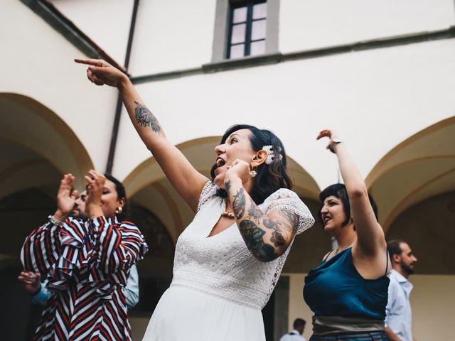 Il matrimonio di Giovanni e Valentina a Pontremoli, Massa Carrara 177