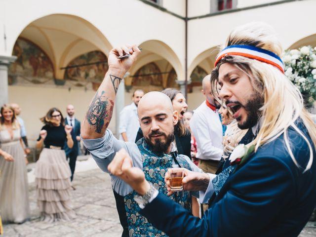 Il matrimonio di Giovanni e Valentina a Pontremoli, Massa Carrara 179