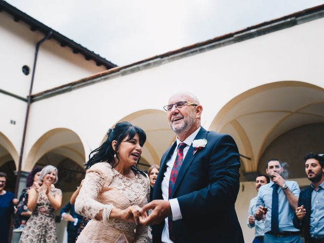 Il matrimonio di Giovanni e Valentina a Pontremoli, Massa Carrara 180