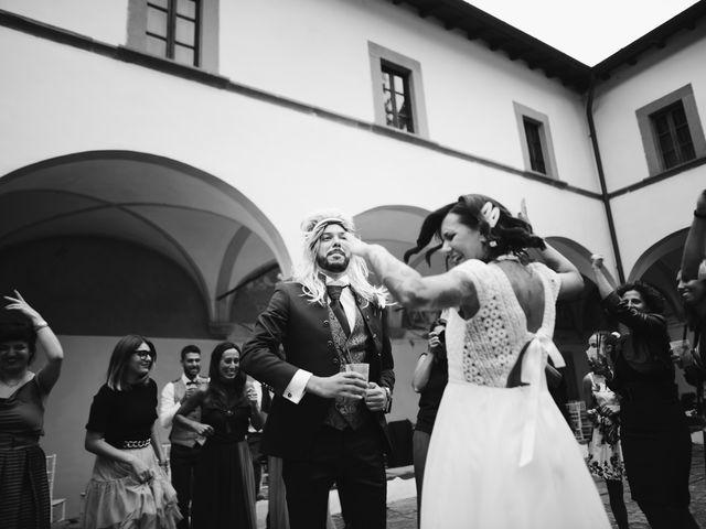 Il matrimonio di Giovanni e Valentina a Pontremoli, Massa Carrara 182