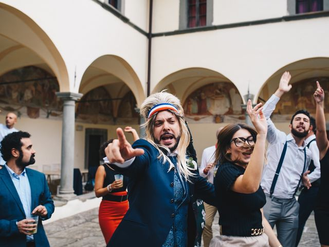 Il matrimonio di Giovanni e Valentina a Pontremoli, Massa Carrara 183