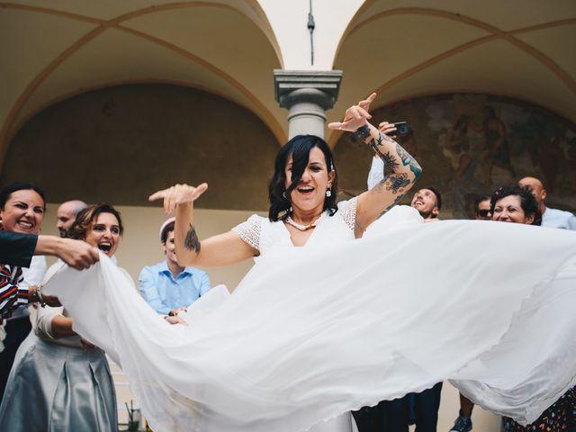 Il matrimonio di Giovanni e Valentina a Pontremoli, Massa Carrara 184