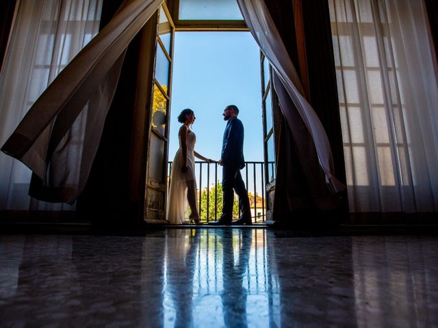 Il matrimonio di Michele e Federica a Comacchio, Ferrara 7