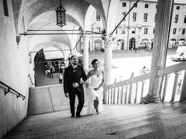 Il matrimonio di Michele e Federica a Comacchio, Ferrara 27