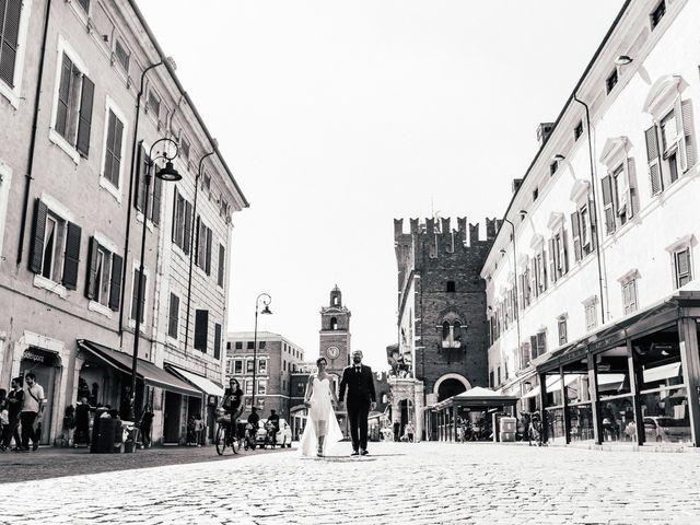 Il matrimonio di Michele e Federica a Comacchio, Ferrara 34