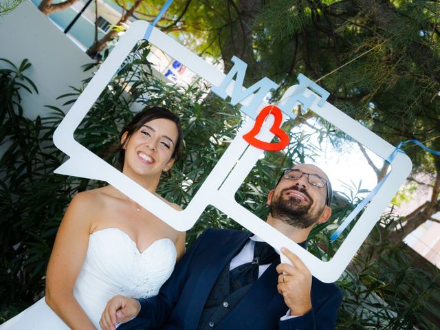 Il matrimonio di Michele e Federica a Comacchio, Ferrara 44