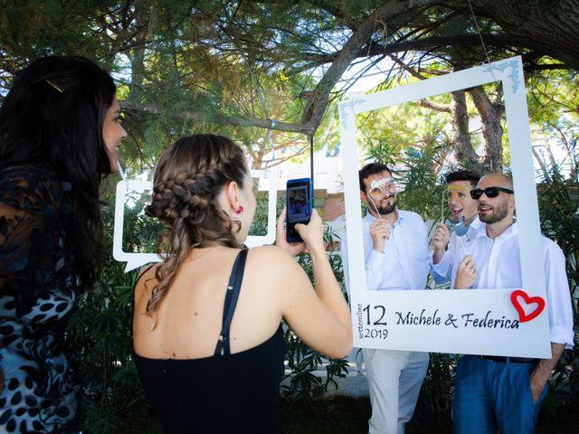 Il matrimonio di Michele e Federica a Comacchio, Ferrara 46