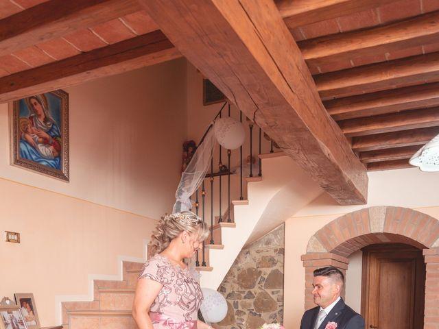 Il matrimonio di Moreno e Inna a Todi, Perugia 34