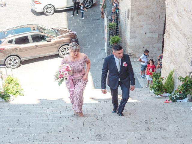 Il matrimonio di Moreno e Inna a Todi, Perugia 35