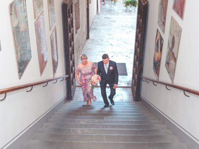 Il matrimonio di Moreno e Inna a Todi, Perugia 37
