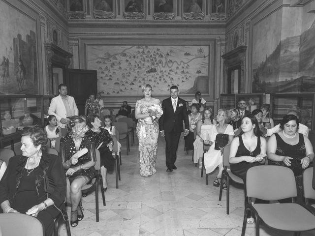 Il matrimonio di Moreno e Inna a Todi, Perugia 39
