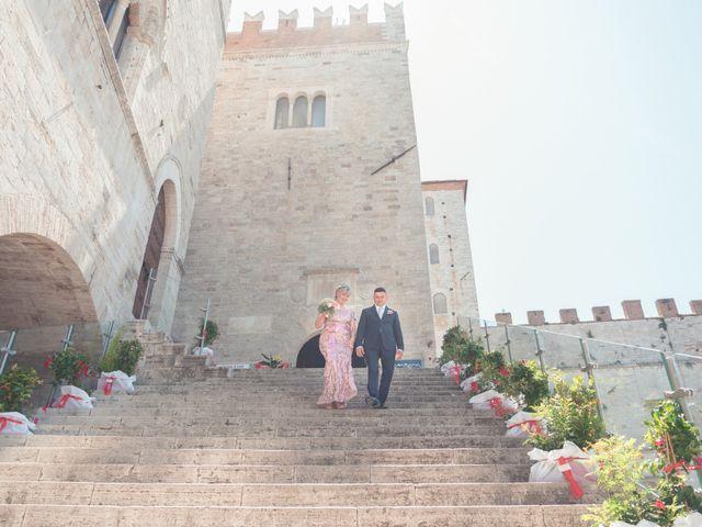 Il matrimonio di Moreno e Inna a Todi, Perugia 44
