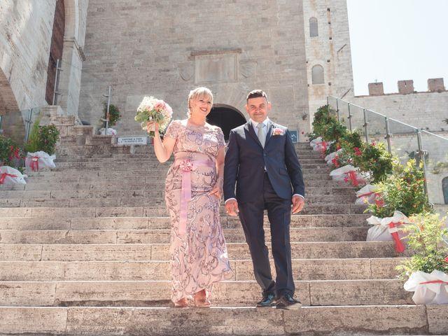 Il matrimonio di Moreno e Inna a Todi, Perugia 45