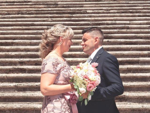 Il matrimonio di Moreno e Inna a Todi, Perugia 46