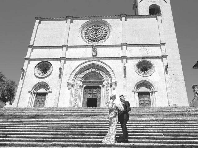 Il matrimonio di Moreno e Inna a Todi, Perugia 47