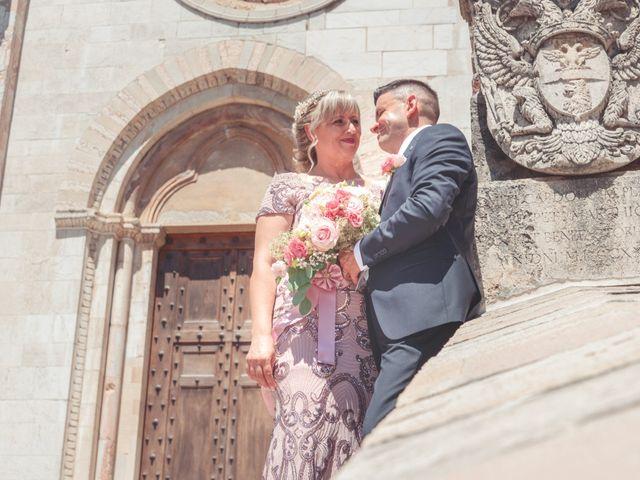 Il matrimonio di Moreno e Inna a Todi, Perugia 50