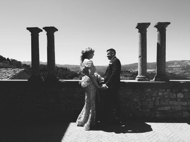 Il matrimonio di Moreno e Inna a Todi, Perugia 52