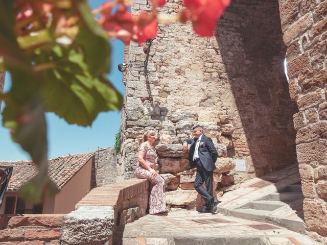 Il matrimonio di Moreno e Inna a Todi, Perugia 53