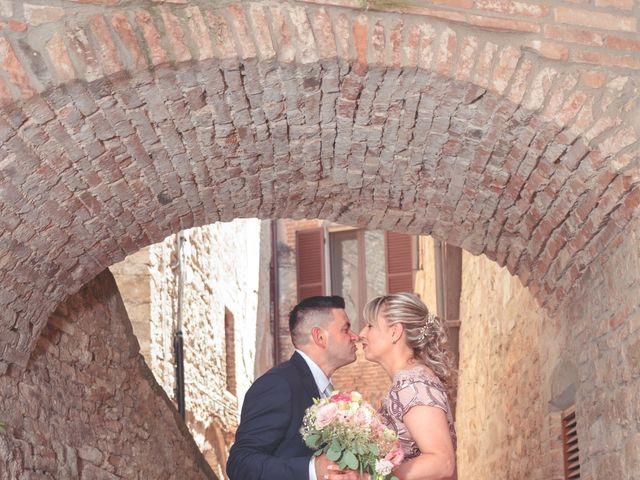 Il matrimonio di Moreno e Inna a Todi, Perugia 56