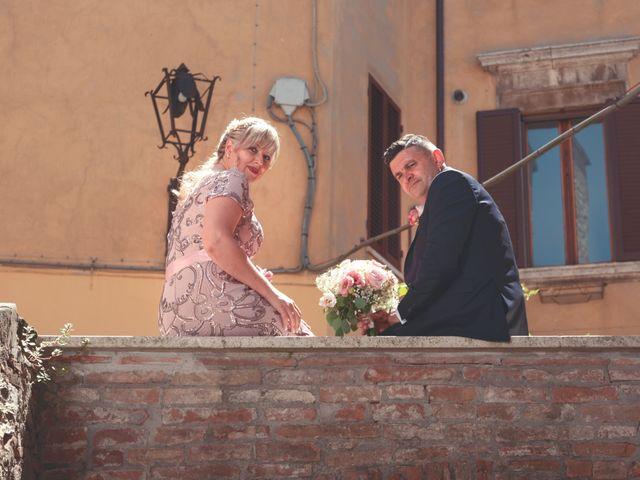 Il matrimonio di Moreno e Inna a Todi, Perugia 57