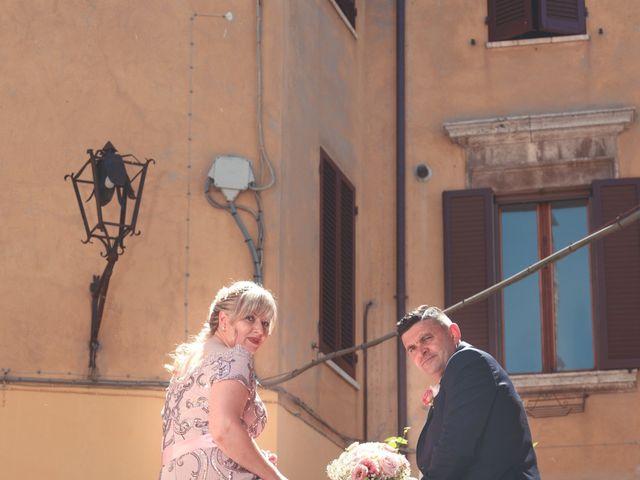 Il matrimonio di Moreno e Inna a Todi, Perugia 58