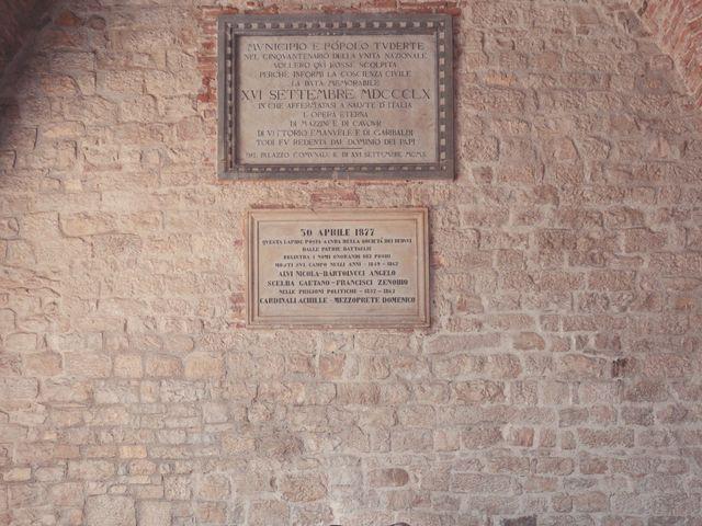 Il matrimonio di Moreno e Inna a Todi, Perugia 59