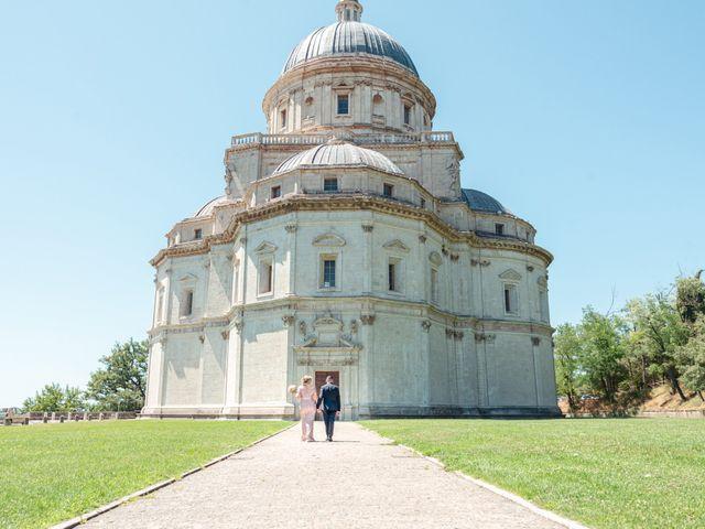 Il matrimonio di Moreno e Inna a Todi, Perugia 62