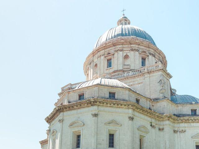 Il matrimonio di Moreno e Inna a Todi, Perugia 63