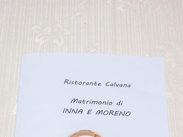 Il matrimonio di Moreno e Inna a Todi, Perugia 64