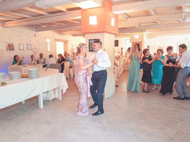 Il matrimonio di Moreno e Inna a Todi, Perugia 65