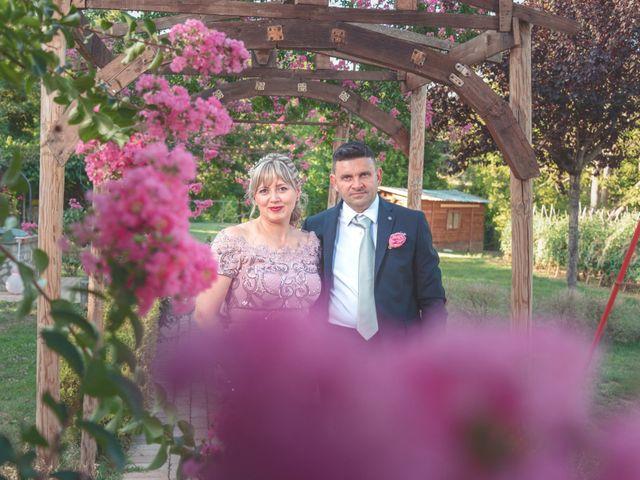 Il matrimonio di Moreno e Inna a Todi, Perugia 72