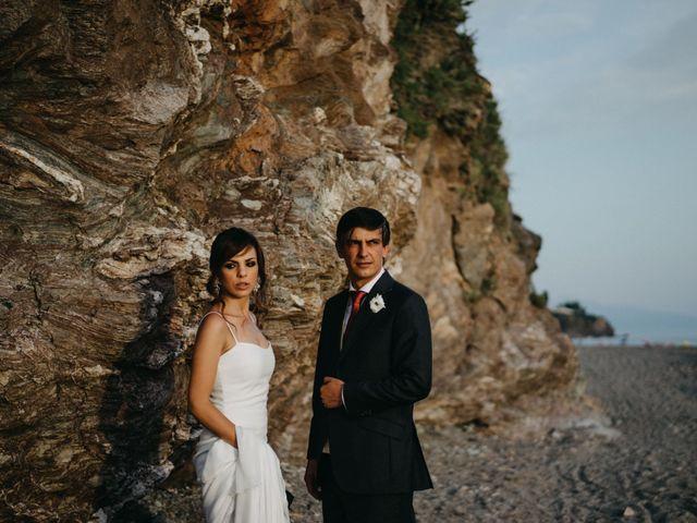 Le nozze di Francesca e Carlos