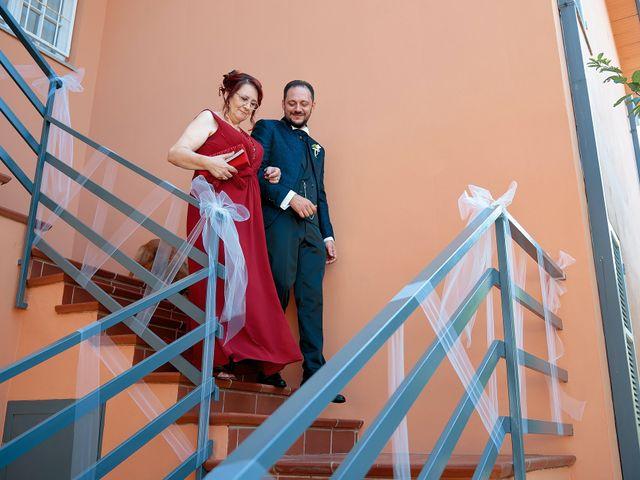 Il matrimonio di Fabrizio e Valentina a Perugia, Perugia 26