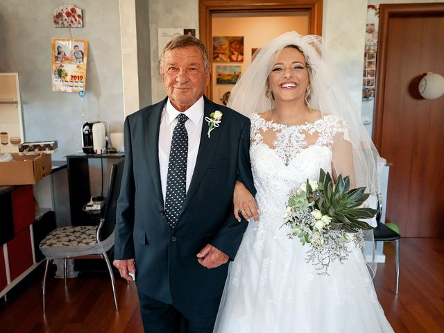 Il matrimonio di Fabrizio e Valentina a Perugia, Perugia 42