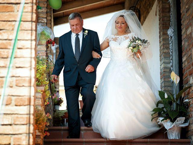 Il matrimonio di Fabrizio e Valentina a Perugia, Perugia 43