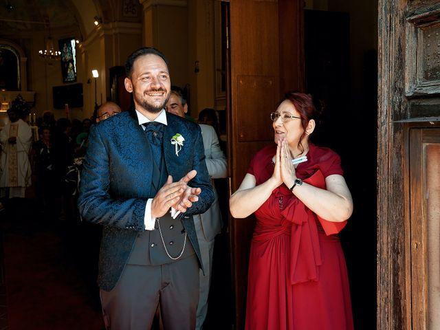 Il matrimonio di Fabrizio e Valentina a Perugia, Perugia 46
