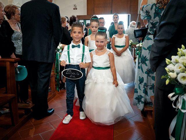 Il matrimonio di Fabrizio e Valentina a Perugia, Perugia 48