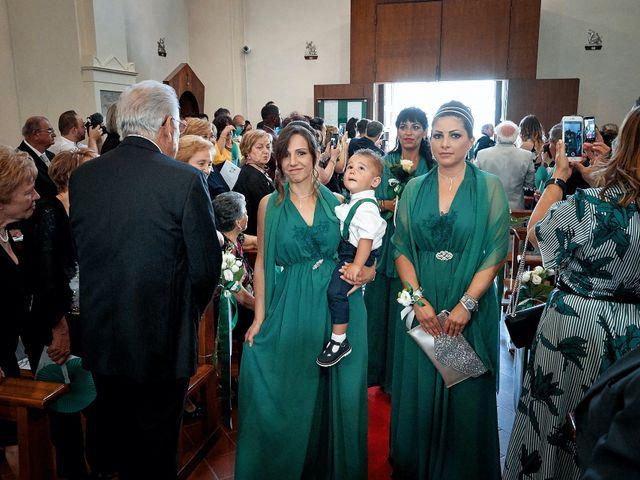 Il matrimonio di Fabrizio e Valentina a Perugia, Perugia 49