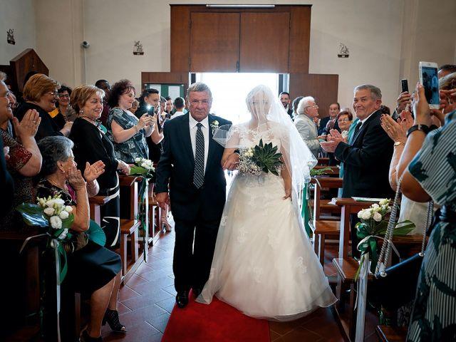 Il matrimonio di Fabrizio e Valentina a Perugia, Perugia 50
