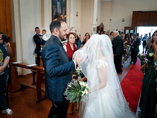 Il matrimonio di Fabrizio e Valentina a Perugia, Perugia 51