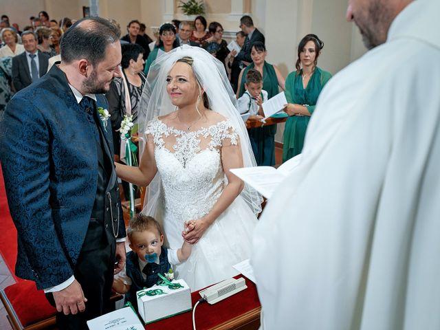 Il matrimonio di Fabrizio e Valentina a Perugia, Perugia 55