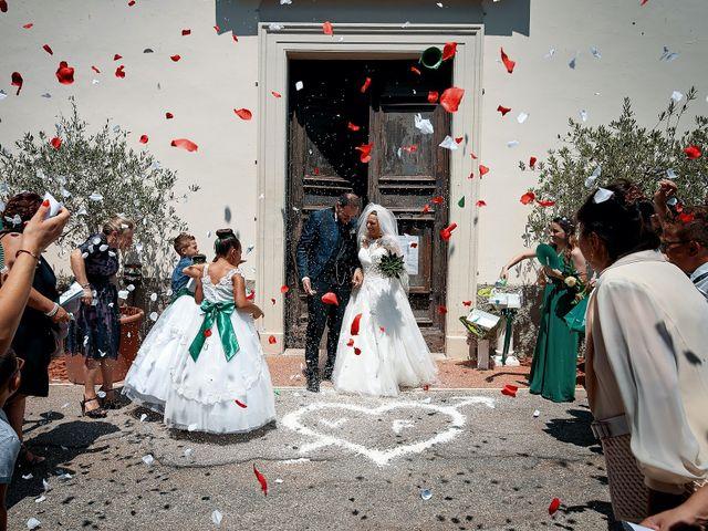 Il matrimonio di Fabrizio e Valentina a Perugia, Perugia 57