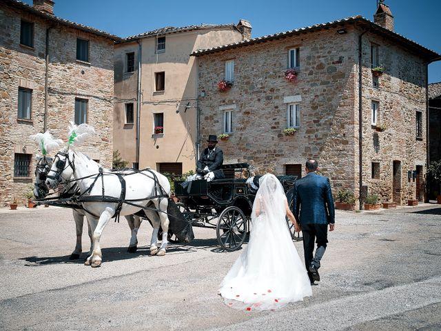 Il matrimonio di Fabrizio e Valentina a Perugia, Perugia 58