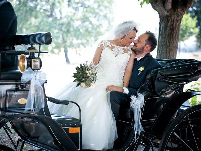 Il matrimonio di Fabrizio e Valentina a Perugia, Perugia 60