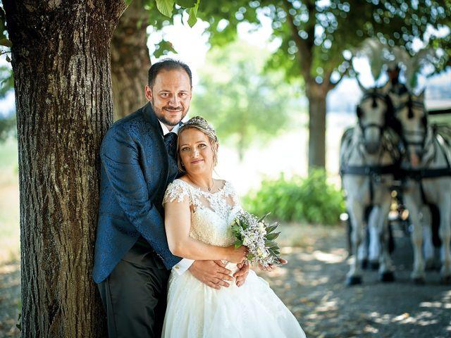 Il matrimonio di Fabrizio e Valentina a Perugia, Perugia 62